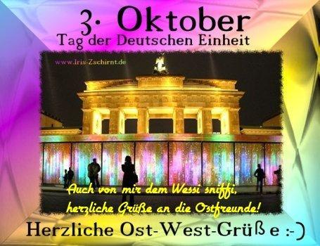 3 Oktober Lustichde