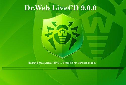 Dr.Web LiveCD 9.0.0.1-06.19.2016