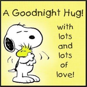 Image result for good night hugs