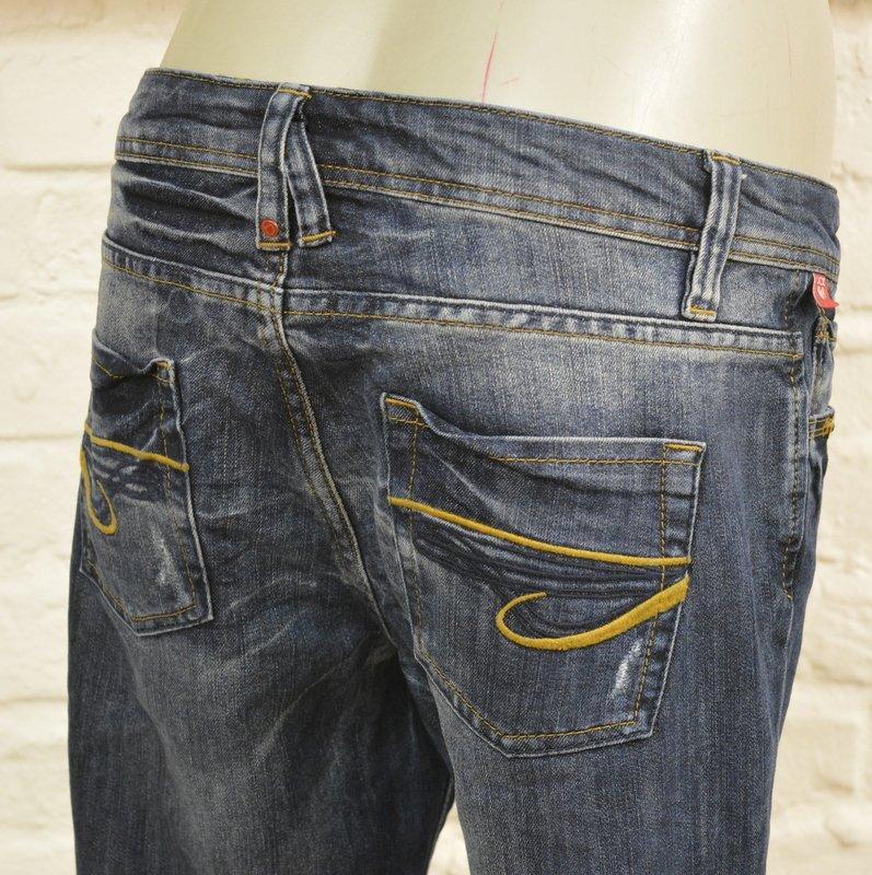 soccx mod susan comfort fit coole damen jeans hose w31 l30. Black Bedroom Furniture Sets. Home Design Ideas