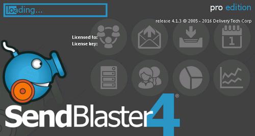 SendBlaster 4.1.9 Professional (PL)