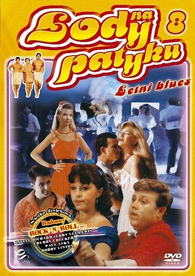 Lody na patyku 8: Letni blues (1988) 720p.Blu-ray-BDAV-AAC-ZF/ Lektor / PL